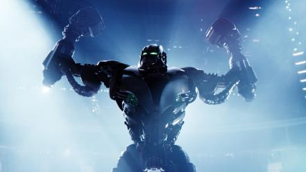 Robots real steel wallpaper
