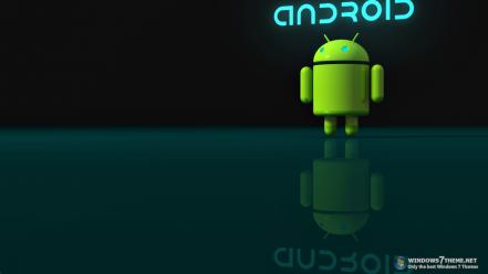 Android technology technologic wallpaper