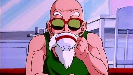 Dragon ball z master roshi wallpaper