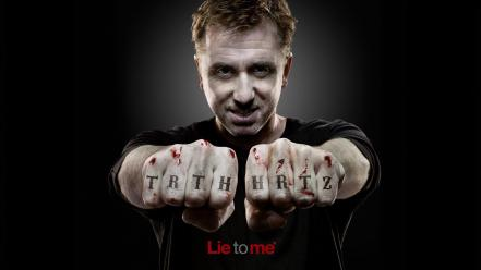 Tv series lie to me cal lightman wallpaper