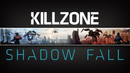 Video games killzone shadow fall wallpaper