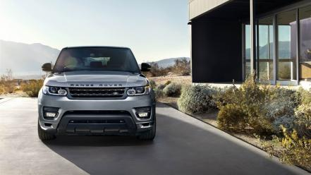 2014 land rover range sport auto wallpaper