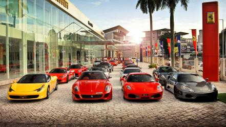 Cars ferrari vehicles sports car wallpaper