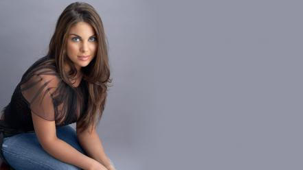 Eyes actresses singers blouse nadia bjorlin persian-swedish Wallpaper