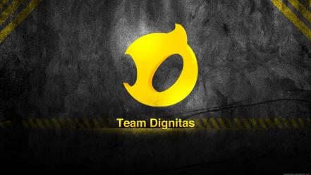 Heart of the swarm ii team dignitas wallpaper