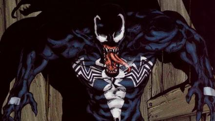 Monsters venom marvel comics villain wallpaper
