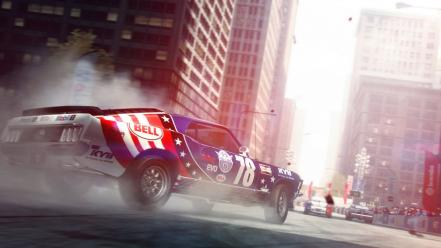 Video games ford mustang boss 429 grid 2 wallpaper