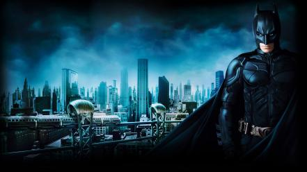 Batman 3 Gotham City Wallpaper