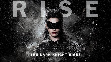 Catwoman Dark Knight Rises Wallpaper