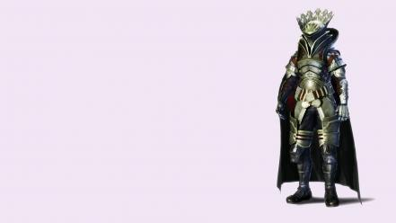 Final fantasy xii judge bergen simple background wallpaper