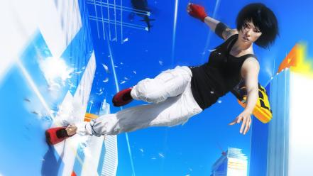 Mirrors Edge Pc Game Wallpaper