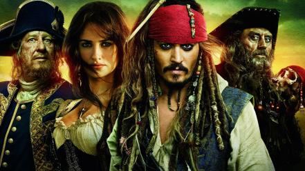 Pirates Of The Caribbean Stranger Tides Wallpaper