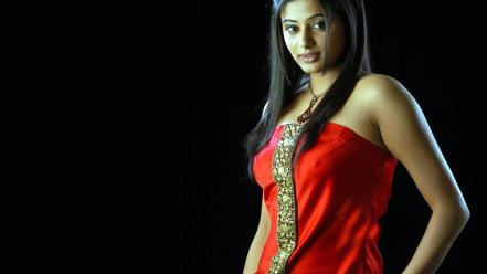 Priyamani red Wallpaper