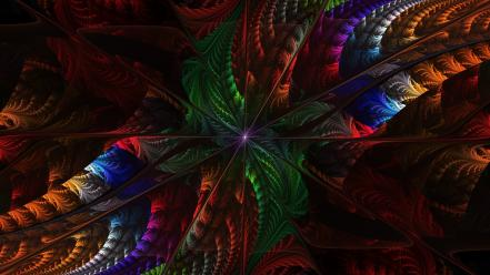 Abstract fractals fractal wallpaper