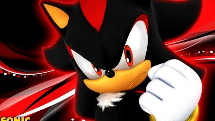 Hedgehog video games shadow game characters team wallpaper