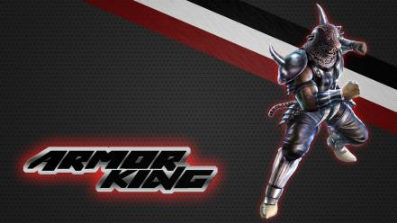 Tekken metal armor king wallpaper