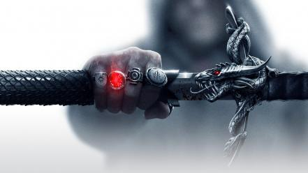 Weapons dragon age inquisition swords 3 weaponry wallpaper
