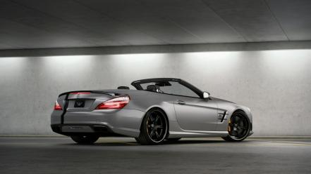 Cars cabrio mercedes benz sl63 amg wheelsandmore wallpaper
