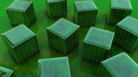 Cubes 3d Wallpaper
