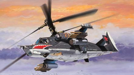 Helicopters artwork military art wallpaper