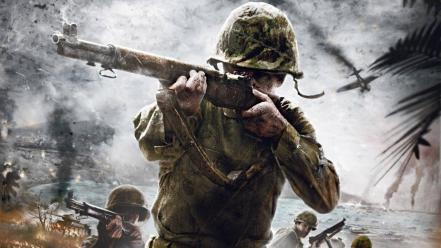 Of duty duty: world at war game Wallpaper