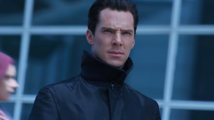 Star trek benedict cumberbatch into darkness wallpaper