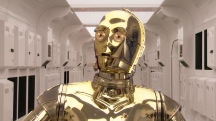 Star wars c3po wallpaper