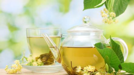Tea cups healthy drinking health Wallpaper