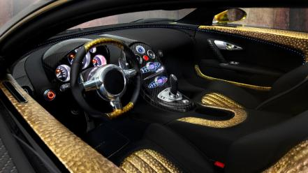 Bugatti veyron interior inside wallpaper