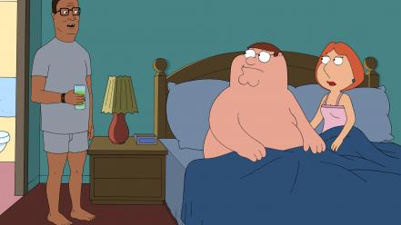 Of the hill peter griffin lois hank wallpaper