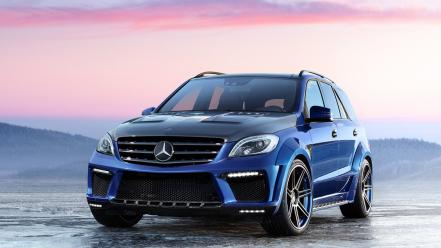 Cars amg tuning mercedes-benz mercedes benz ml Wallpaper