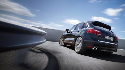 Cars porsche cayenne suv wallpaper