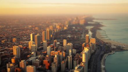 Cityscapes chicago Wallpaper