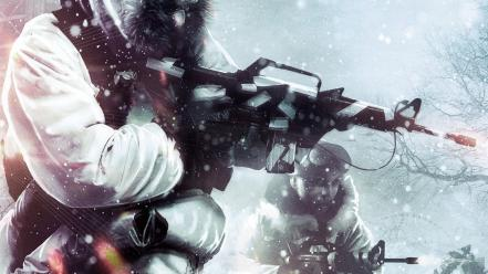 Entertainment htc one snow soldiers Wallpaper