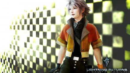 Final fantasy hope estheim lightning returns: xiii wallpaper