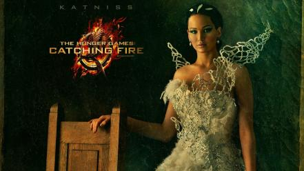 Jennifer lawrence the hunger games actress movies wallpaper