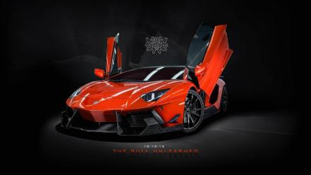 Cars tuning lamborghini aventador dmc wallpaper