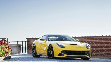 Ferrari f12 berlinetta novitec rosso cars Wallpaper