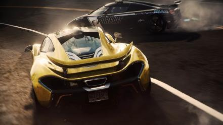Mclaren p1 need for speed rivals wallpaper