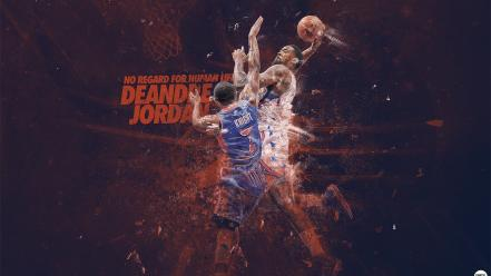Nba deandre jordan Wallpaper