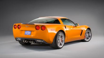 Chevrolet corvette 2008 z06 wallpaper