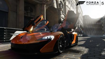 Forza mclaren p1 xbox one motorsport 5 wallpaper
