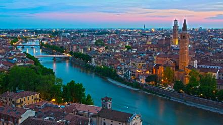 Italy cities cityscapes Wallpaper