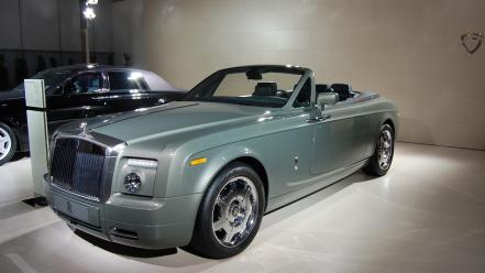 Rolls royce phantom drophead wallpaper