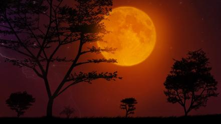 Super moon pictures wallpaper