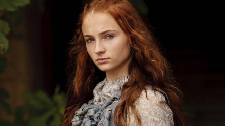 Of thrones sansa stark sophie turner (actress) wallpaper