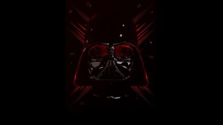 Star wars darth vader fan art tribute wallpaper