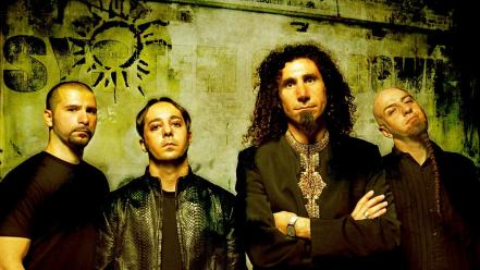 System of a down band nu metal wallpaper