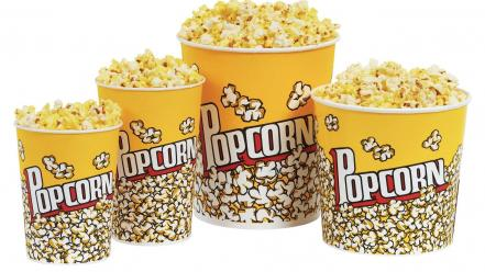 Movies family pop fluffy popcorn butter Wallpaper