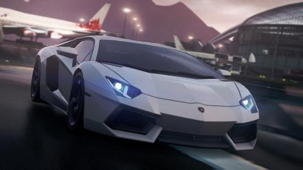 Need for speed most wanted lamborghini aventador lp700-4 Wallpaper